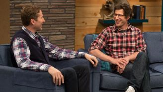 Andy Samberg Got The 'Comedy Bang! Bang!' Writing Staff Hired For The Emmys