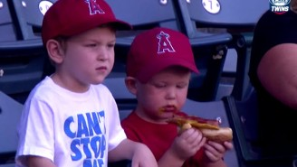 This Kid Went Toe-To-Toe With A Hot Dog And Came Out On Top