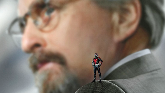 Could the original 'Ant-Man' opening scene live on as a Marvel One-Shot?