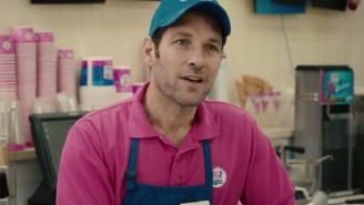 'Ant-Man' Wants You To Eat Some Ice Cream In The Latest Clip From The Film
