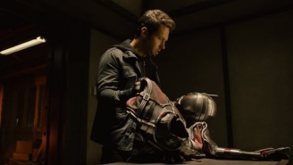 The Latest 'Ant-Man' Clip Uses A Few 'Titanic' Jokes For Exposition