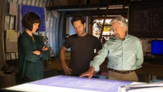 Weekend Box Office: $58 Million For 'Ant-Man,' Marvel's 12th Consecutive Number One
