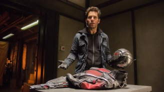 'Ant-Man' Is A Rote, Assembly-Line Superhero Movie