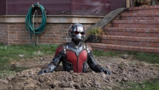 'Ant-Man' Has Big, Funny Moments But Plays It Safe A Little Too Often