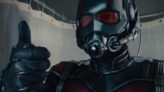 Review: Marvel's 'Ant-Man' has a giant heart and a sly sense of humor