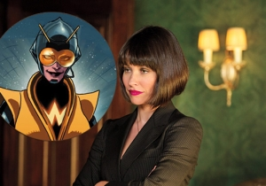 Director Peyton Reed Hints At What The 'Ant-Man' End Credit Scene Means For Hope Van Dyne