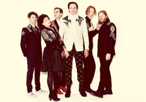 Arcade Fire has a film coming out this fall