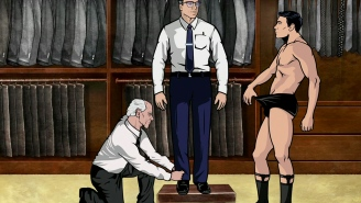 Watch 'Archer's' tribute to George Coe