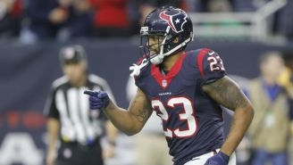 Arian Foster Stepped Up After A Kid Had Trouble Paying For His Textbooks