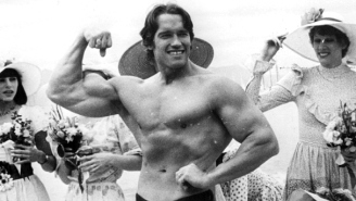 Remembering Arnold Schwarzenegger's Most Controversial Bodybuilding Competition