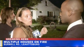 This Woman Admitted Her Cousin Committed Arson On Live TV For The Most Redneck Reason Ever