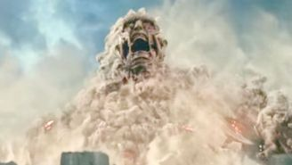 The Live Action 'Attack On Titan' Trailer Is Here And Full Of People Getting Eaten