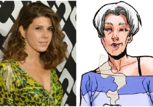 Marisa Tomei Will Play Aunt May In The New 'Spider-Man' Movie