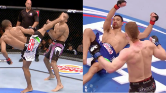 Paul Felder And Edson Barboza Are Bringing Violence To UFC On Fox 16