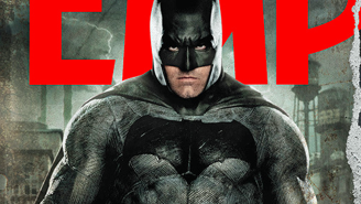 Seriously, what is going on with Batman's suit in 'Dawn of Justice'?