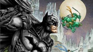 Finally, Batman Will Meet The Teenage Mutant Ninja Turtles