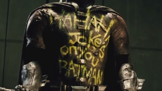 New 'Batman V Superman: Dawn Of Justice' Rumor Names The Film's Robin