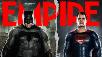 New 'Batman V Superman' Photos Give Us Our Best Look At Batman Yet