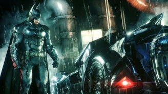 It's All About The Car In The Honest Trailer For 'Batman: Arkham Knight'