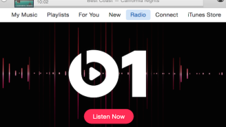Want To Know What Song Just Played On Beats 1? There's An App For That.