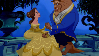 Set photo from live-action 'Beauty and the Beast' definitely looks like Disney
