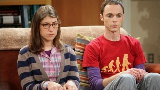 'The Big Bang Theory' At Comic-Con Revealed That Amy And Sheldon Might Be Doomed