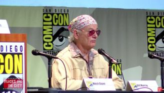 Check Out The Entirety Of Bill Murray's First Ever Comic-Con Appearance