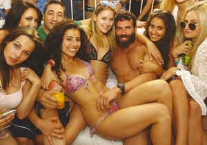 'Instagram's Biggest Playboy' Dan Bilzerian's Presidential Campaign Video Is As Ridiculous As You'd Expect