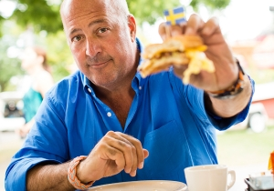 Andrew Zimmern Eats Squirrel And Opossum In This Exclusive Clip From The New Season Of 'Bizarre Foods'