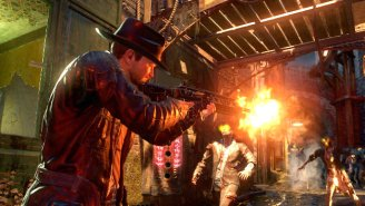 'Call Of Duty: Black Ops III Zombies' Is Basically An Unofficial BioShock Sequel