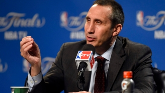 David Blatt Quickly Realized The NBA Is 'A Very, Very Different Game' From Euro-Ball