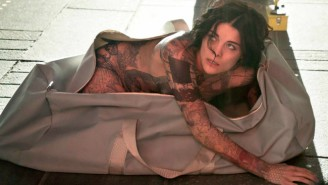 Jaimie Alexander Reportedly Believes Her 'Blindspot' Tattoos Are Making Her Sick