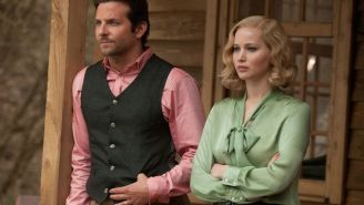 Remember when Jennifer Lawrence and Bradley Cooper made a bomb? Netflix it.