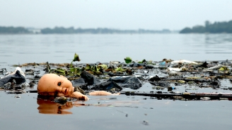 The Olympic Waters In Brazil Are Full Of Feces And Raw Sewage