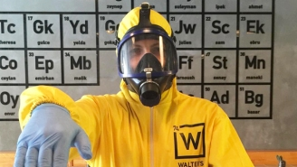 A 'Breaking Bad' Coffee Shop Exists In Istanbul, And It Looks Explosively Good