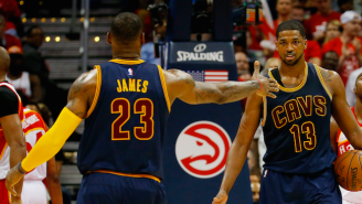 LeBron James: 'Our No. 1 Objective Right Now Is To Sign Tristan [Thompson]'