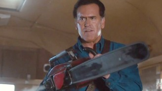 'Ash Vs. Evil Dead' Was Originally Going To Be The Fourth 'Evil Dead' Movie