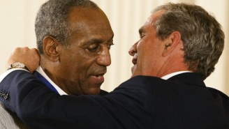 President Obama Says He Can't Revoke Bill Cosby's Presidential Medal Of Freedom