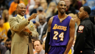 Byron Scott Says Kobe Will 'Probably' Play Some Power Forward Next Season