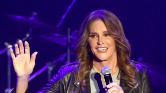 Caitlyn Jenner Introduced Culture Club And Received A Standing Ovation For Being Fabulous