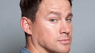 Channing Tatum came to Comic-Con and everyone freaked out