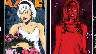 Exclusive: Dealing with Devil goes south in CHILLING ADVENTURES OF SABRINA #4
