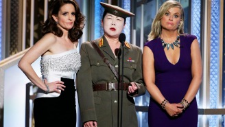 Margaret Cho Talked About People Getting Pissed At Her Portrayal Of A North Korean At The Globes