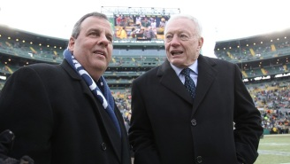 Will Chris Christie's Cowboys Fandom Cost Him A Chance At The Presidency?