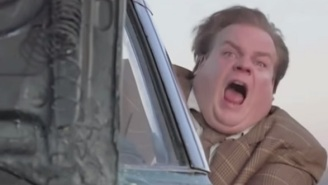 When Chris Farley Replaces Tom Cruise In The Latest 'Mission Impossible' Trailer, Great Things Happen