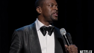 Check Out The Trailer For Chris Tucker's Upcoming Netflix Comedy Special