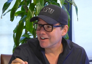 Chris Columbus on revisiting past glories in his career and onscreen in 'Pixels'