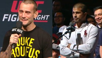 Things Got Ugly And Personal When CM Punk Confronted A Stalker At A UFC Q&A