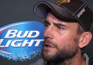 CM Punk Thinks Thanking God After A Win 'Is A Weird Thing To Do'