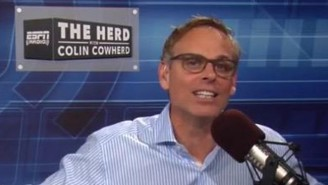 What Was Colin Cowherd Saying Here, And Did He Insult Dominicans?